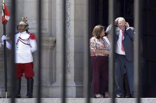 Peruvian President Pedro Pablo Kuczynski offers resignation