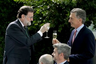 Macri, Rajoy celebrate 'recomposition' of Argentina-Spain relationship