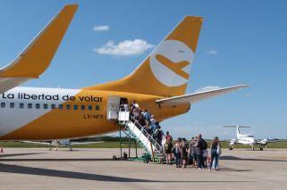 Government reclassifies El Palomar as an international airport