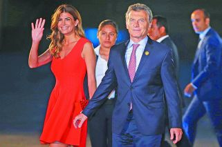 Macri set to heavily criticise Maduro as nations line up against Venezuela