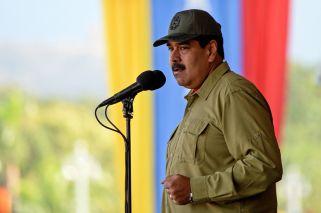 In symbolic vote, Venezuelan legislators vote to prosecute Maduro