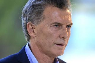 Time magazine names Macri among world's '100 most influential'