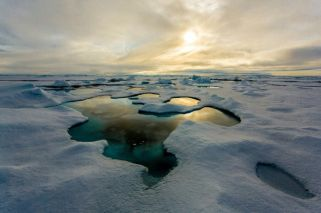 'Nowhere is immune' – Researchers find Microplastics in Arctic sea ice