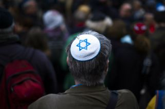 Rabid anti-Semitism returns to Europe