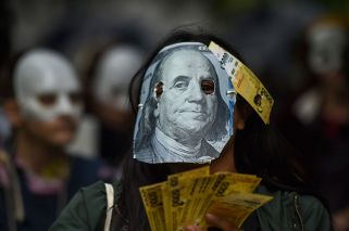 Argentine peso takes fresh hit amid uncertainty over expiring Lebacs