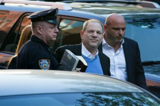 Weinstein charged with rape, sexual offences