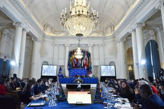 US and top OAS members start push to suspend Venezuela