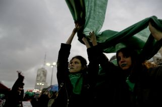 Argentines prepare for outcome of historic abortion vote in Lower House
