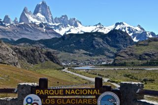 Not so idle days in Patagonia…