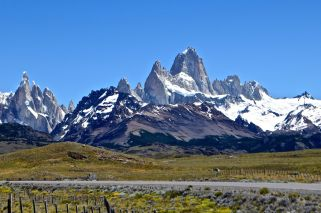 Not so idle days in Patagonia