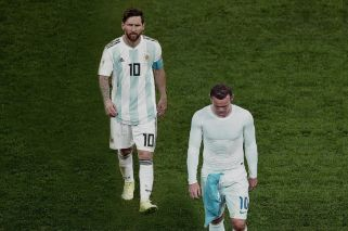 Dear Argentina, I'm sorry, but you've turned into England