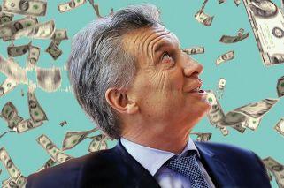 Like it or not, Macri is worth zillions