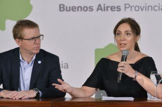 BA Governor Vidal downplays election donor scandal as opposition conspiracy