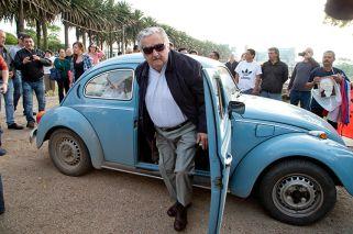 Former President José Mujica retires from Uruguay's Senate