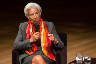 IMF chief Lagarde: Emerging markets threatened by US-China trade war