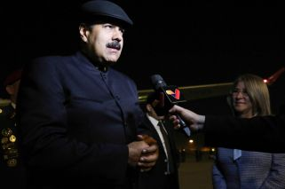 Argentine and British journalists arrested in Venezuela, says press union