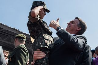 Army's growing influence on Brazilian elections causes a stir