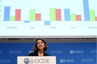 OECD: Argentina's economy will shrink in 2019, but less than expected