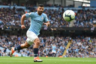 Agüero set for a decade at Man City after extending contract
