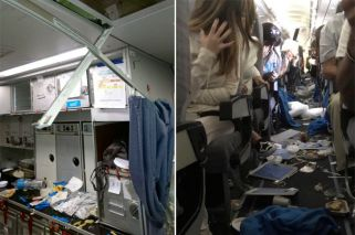 Severe turbulence injures 15 on Aerolíneas Argentinas flight from Miami