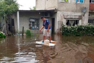 Floods leave four people dead in Argentina