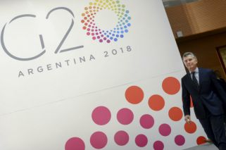 Macri's got a lot to lose from the G20 summit