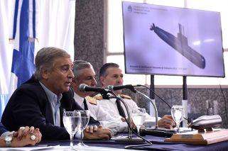 Defence Ministry: We lack technology to explore raising ARA San Juan