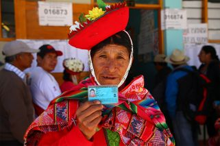 Shaken by corruption, Peruvians back major gov't overhaul