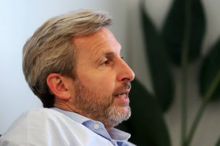 Frigerio takes stock: Inflation, poverty remain gov't weak points