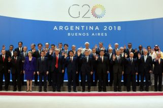 G20: Argentina at centre of the world