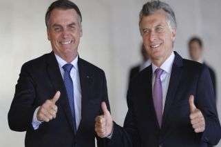 Macri and Bolsonaro will work together to modernize Mercosur, boost Argentine economy