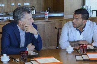 Boca star Carlos Tevez tied to Macri Group wind farm scandal