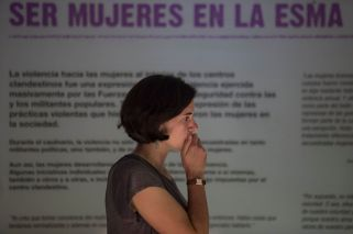 New ESMA exhibit highlights abuses to women during Argentina's dictatorship