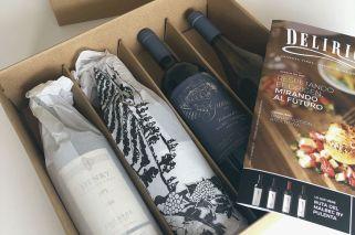 Delirio: como formar parte de la comunidad de vinos mas novedosa del país