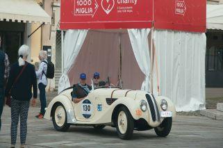 Mille Miglia, la competencia de autos con más alcurnia