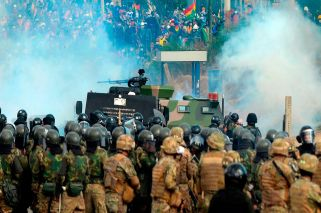 Civil unrest haunts those who remember Latin America's juntas