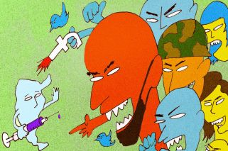 Hate groups flourish on social networks in Argentina