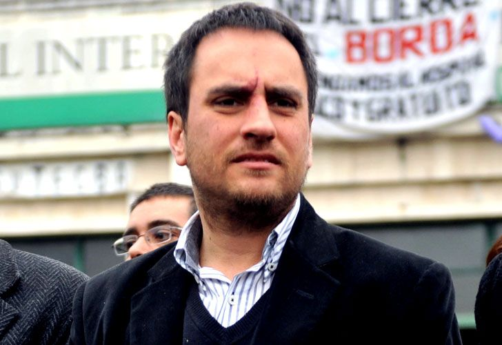 Juan Cabandié.
