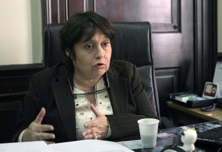 Graciela Ocaña.