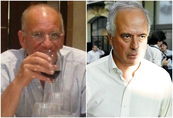 Cholo y Coti. Se conocieron en los 80. Los unió Boca y la política. Estarían distanciados.