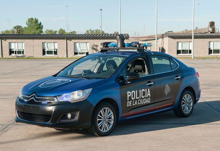 Policia de la Ciudad
