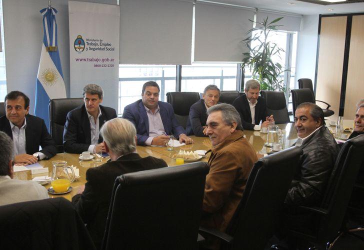 CGT Gobierno Bono