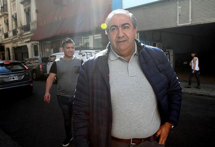Héctor Daer, uno de los líderes de la CGT.