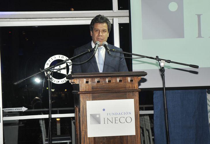 El neurocientífico Facundo Manes, presidente de la Fundación INECO.