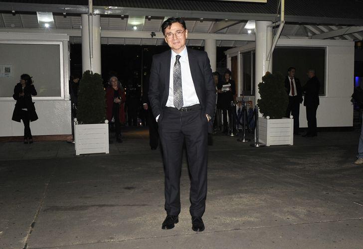 El CEO de Editorial PERFIL, Jorge Fontevecchia.