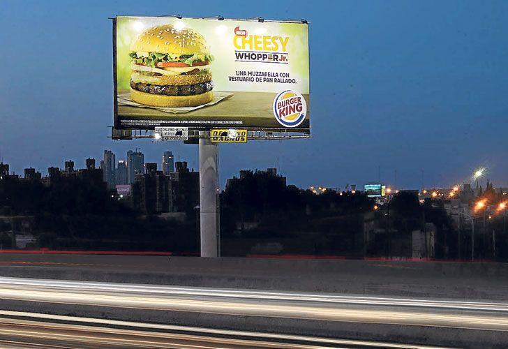 Avisos. Quieren desestimar el consumo de alimentos no saludables.