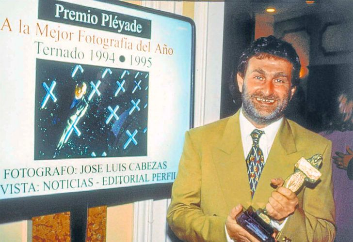 RECUERDO. El reportero gráfico de Noticias fue asesinado en enero de 1997 por ejercer su profesión. Su nombre ahora será homenajeado en el Posgrado Perfil-USAL.