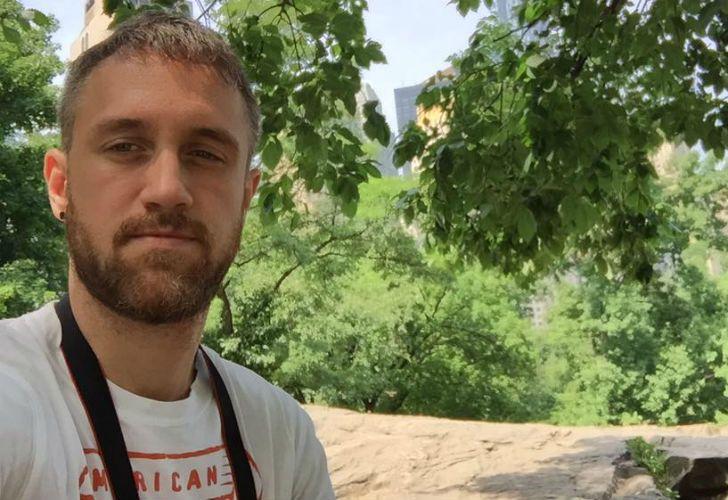 Gabriel Rivanera desapareció en Brasil.