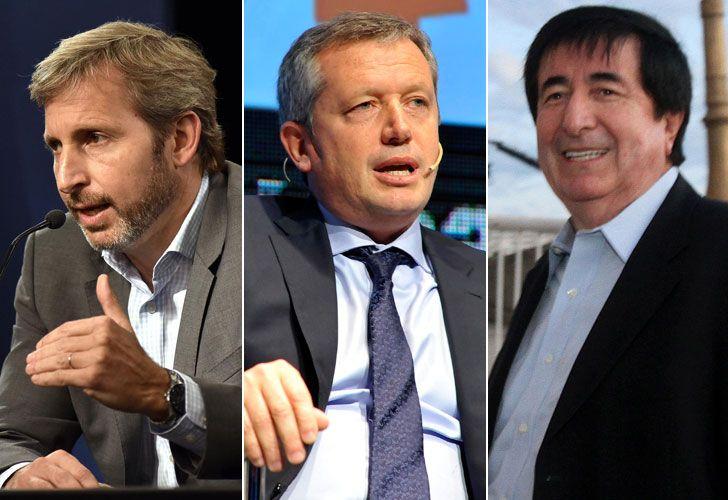Frigerio, Monzó y Duran Barba