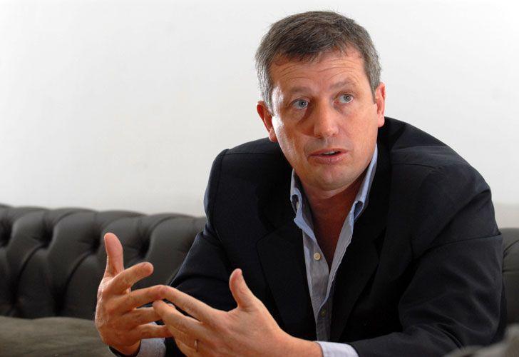 Emilio Monzó, presidente del bloque Cambiemos en Diputados.